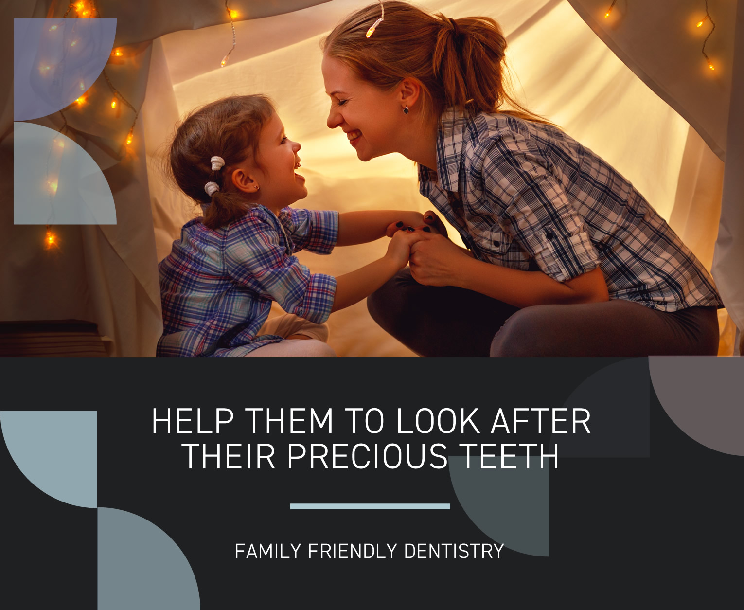 Family treatments at Gentle Dental